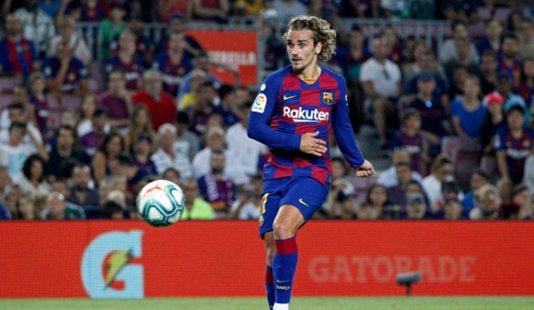 Antoine Griezmann Helps Barcelona Win Against Real Betis by 5-2 in Absence of Lionel Messi; Netizens Hail the Former Atlético Madrid Player