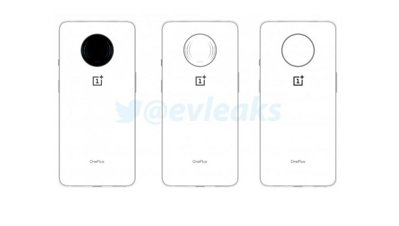 OnePlus 7T Pro Design Schematic Image Leaked Online; Reveals Big Circular Rear Camera Module