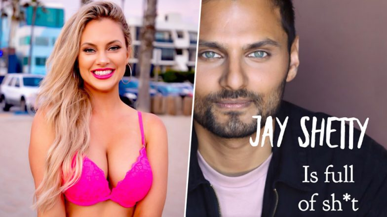 'Jay Shetty Is Full of Shi*t', Says Nicole Arbour Accusing the Internet Guru and Ex-Monk of Plagiarism! Diet Sabya Pools in Too (Watch Video)