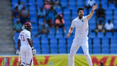 India vs West Indies 2nd Test 2019 Rain Forecast & Weather Report From Jamaica: Check Out Weather Forecast and Pitch Report of Sabina Park, Kingston