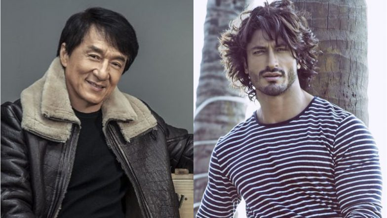 Vidyut Jammwal Meets His Inspiration Jackie Chan and of Course, It Was the 'Best Feeling'