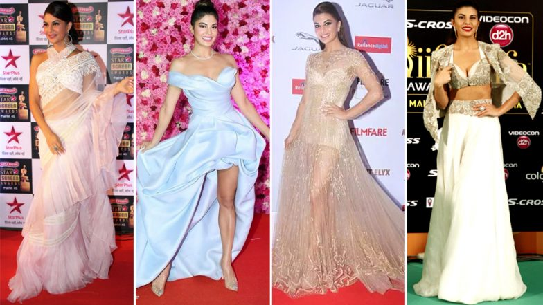 Jacqueline Fernandez Birthday Special: Her Personal Styling is as Peppy and Fun as her Personality (View Pics)