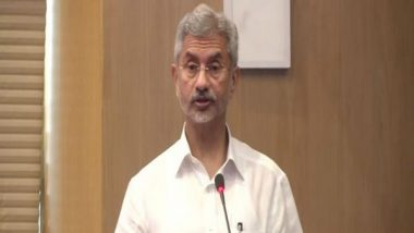 British Oil Tanker Seizure by Iran: MEA Working for Early Release of 18 Indian Crew, Says Jaishankar