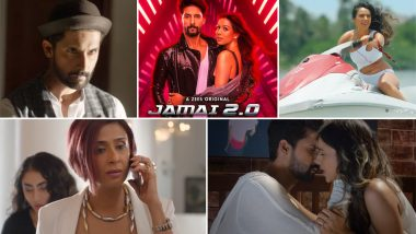 Jamai Raja 2.0: Ravi Dubey and Nia Sharma's Web Series Is Filled With Mind Games and Revenge! (Watch Video)