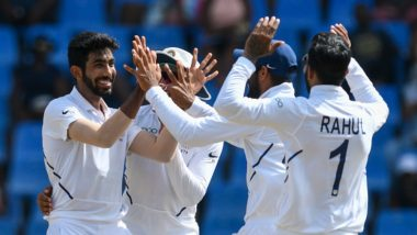 Jasprit Bumrah Owes Hat-Trick to Virat Kohli As the Captain Decided to Review a LBW Decision Which the Pacer Wasn't Sure Of