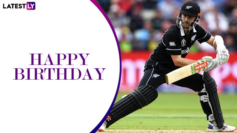 Kane Williamson Birthday Special: A Look at Best Knocks by New Zealand Skipper in International Cricket