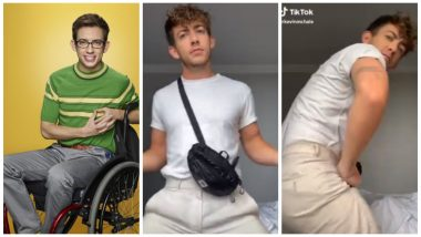 Glee Actor Kevin McHale Shakes His Booty and the Internet is Thirsting over Him (Watch Video)