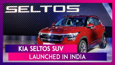 Kia Seltos  Launched in India At Rs 9.69 Lakh; Prices, Features, Bookings, Variants & Specifications