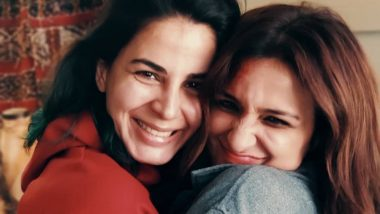 Kirti Kulhari Begins Shooting for 'The Girl On The Train' Remake with Parineeti Chopra (See Pic)