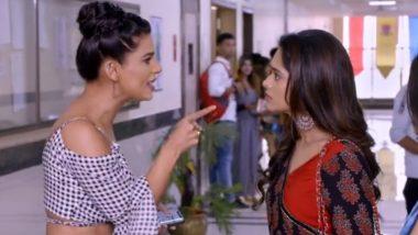 Kumkum Bhagya August 22, 2019 Written Update Full Episode: Abhi and Pragya Miss Meeting Again, While Rhea and Prachi Pretend to Be Friends before the College Principal
