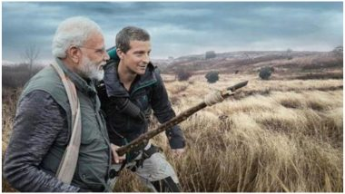 Man vs Wild With Bear Grylls And Narendra Modi: Jim Corbett National Park Earned Rs 1.26 Lakh From Discovery Channel For Giving Shooting Rights