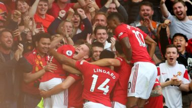 Premier League: Marcus Rashford Nets a Brace As Manchester United Thrash Chelsea 4–0 in Opening Game at Old Trafford