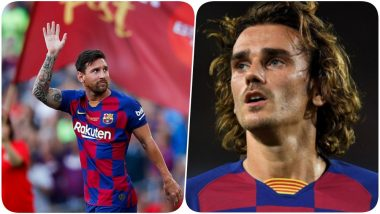Lionel Messi Want Antoine Griezmann Out of Barcelona, PSG Interested in French Footballer: Reports
