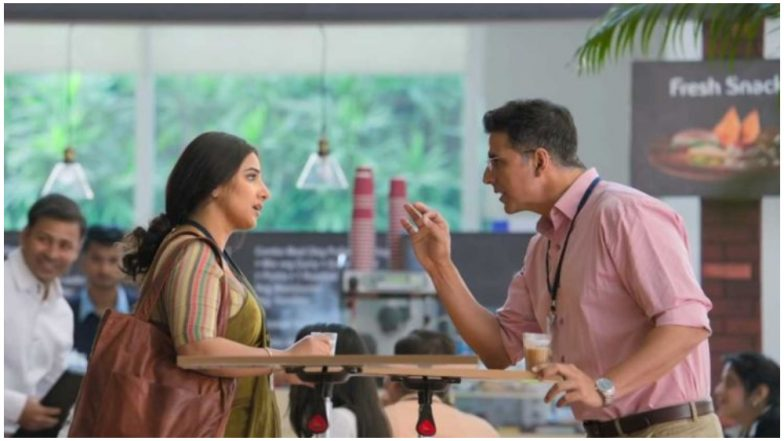 Mission Mangal Quick Movie Review: Akshay Kumar and Vidya Balan's Engaging Performances Make The First Half Watchable