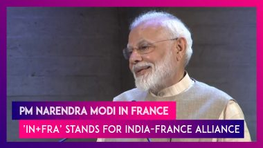 In-Fra: PM Modi Coins New Term To Describe India-France Alliance During Speech At UNESCO Headquarters