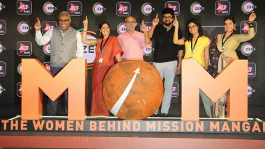 ALTBalaji's M-O-M Mission Over Mars: Sakshi Tanwar - 'The Web Series Celebrate the Tremendous Achievement of Our Nation And Also Sheer Hard Work, Grit and Determination of The Women Scientists'