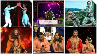Nach Baliye 9 Highlights: From Faisal-Muskaan's Spectacular Reverse Act to Prince-Yuvika's Mahabharat Inspired Performance, Here's All That Happened In Tonight's Episode of Salman's Show!