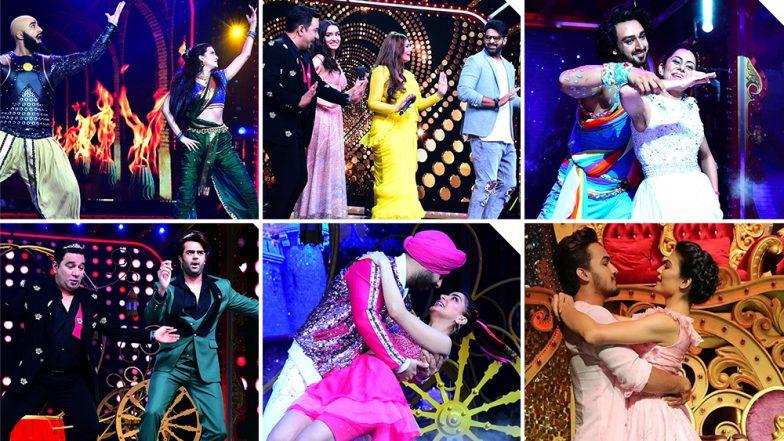 Nach Baliye 9 Highlights: Aly-Natasa's Baahubali Inspired Performance, Sourabh-Ridhima's First Hi5, to Saaho's Prabhas and Shraddha Kapoor Gracing Salman Khan's Show, Here's Everything That Happened!