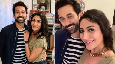 Sanjivani 2: Nakuul Mehta Wishes Luck to Ishqbaaz Co-Star Surbhi Chandna for Her New Show; Pose for an Adorable Selfie (View Pic)