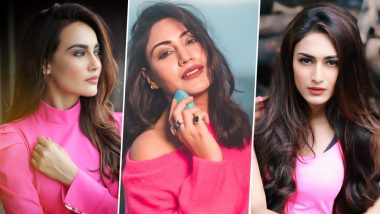 Is Pink the New Black? Surbhi Chandna, Erica Fernandes, Surbhi Jyoti – These Celebs Can't Seem to Get Enough of the Bold Hue (View Pics)