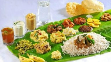 Onam Sadhya Items List 2019: Traditional Delicious Sadhya Dishes That Malayalis Prepare During the Harvest Festival