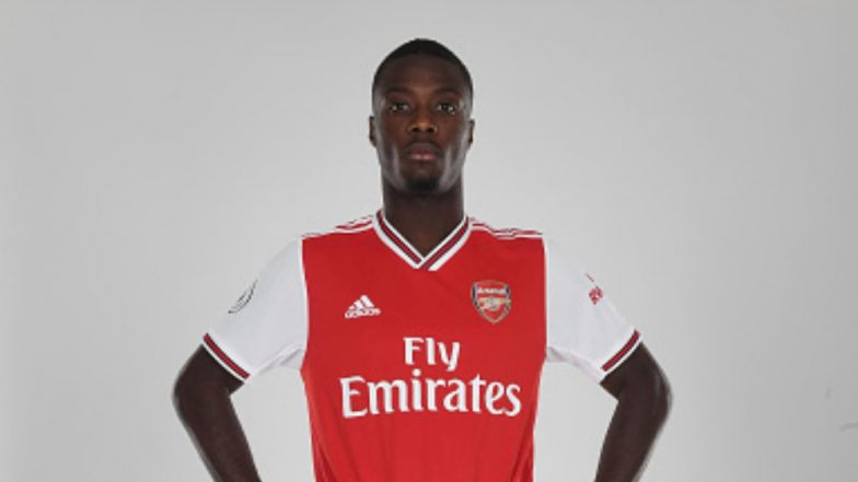 Arsenal Announce Signing of Nicolas Pepe for Club Record Fee