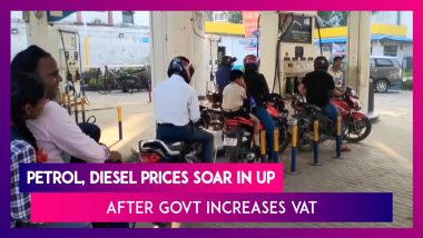 Petrol, Diesel Gets Costly In Uttar Pradesh After Hike In VAT