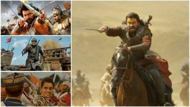 Sye Raa Narasimha Reddy Teaser: From Prabhas' Baahubali to Kangana Ranaut's Manikarnika, 5 Movies That Chiranjeevi's Magnum Opus Reminded Us Of!