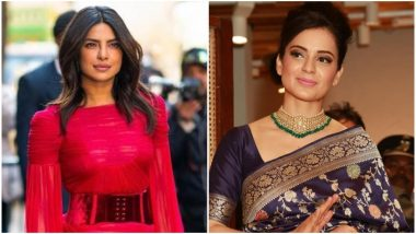 Priyanka Chopra UNICEF Goodwill Ambassador Row: Kangana Ranaut Extends her Support to the Actress