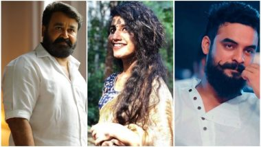 Onam 2019 - Mohanlal, Priya Prakash Varrier, Tovino Thomas: A Look Back At How Celebs Welcomed Thiru Onam in Style (View Pics)