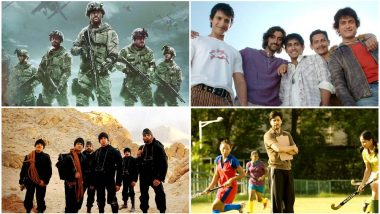 Independence Day 2019: From Aamir Khan's Lagaan to Vicky Kaushal's Uri, 9 Patriotic/Nationalistic Movies of the 21st Century to Watch!