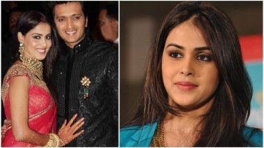 Genelia Deshmukh's Birthday: Lesser-Known Facts about Riteish Deshmukh's Wife, Bollywood's Bubbly Girl!