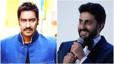 Ajay Devgn and Abhishek Bachchan to Collaborate for a Project Based on Real Events - Read Details