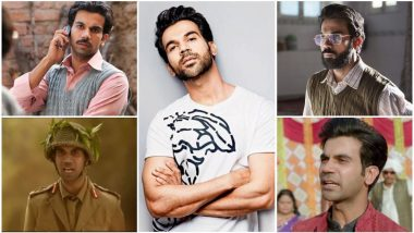 Rajkummar Rao Birthday Special: 9 Underrated but Brilliant Performances of the National Award Winner That Deserve More of Your Attention!