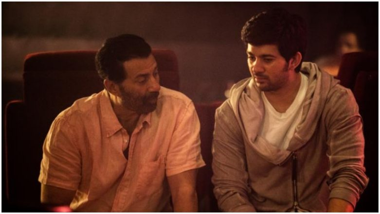 Sunny Deol and Karan Deol Ready Themselves to Promote Pal Pal Dil Ke Paas on Dance India Dance – Watch Video