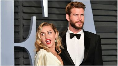 Miley Cyrus Flaunts a New Tattoo at  MTV VMAs 2019 and It Has a Liam Hemsworth Connection