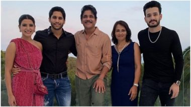 Samantha Akkineni Shares a Perfect Family Pic to Convey Father-In-Law Nagarjuna's Message!