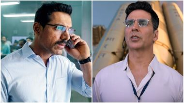 Batla House vs Mission Mangal: Akshay Kumar Is a Lucky Charm for John Abraham at Box Office and We Have Ample Proof of That!