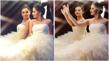 Ek Bhram Sarvagun Sampanna's Shrenu Parikh Looks Like a Fairy-Tale Princess in This Latest Instagram Post (View Pics)