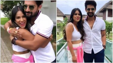 Jamai Raja 2: Nia Sharma and Ravi Dubey Enjoy Gala Time in Pondicherry (Watch Videos)
