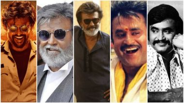 Rajinikanth Completes 44 Years in the Entertainment Industry, Fans Trend #44YearsOfRajinismManiaBegins