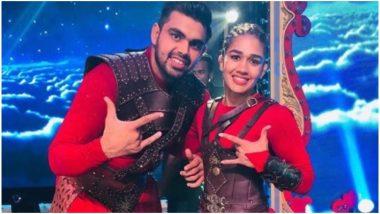 Nach Baliye 9: Babita Phogat and Vivek Suhag Get Eliminated in Week 3