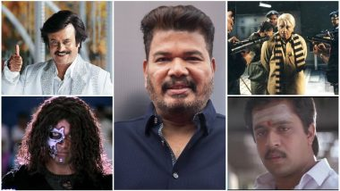 Shankar Birthday Special: From Arjun's Gentleman to Rajinikanth's Enthiran, 7 Interesting Protagonists the Blockbuster Director Has Given Us!