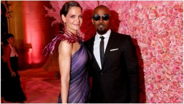Katie Holmes and Jamie Foxx End Their 6-Year Romance; Latter Spotted With Another Singer?