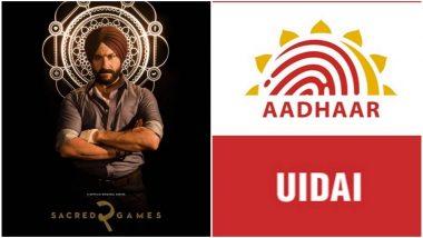 Aadhaar Details Shared on Sacred Games 2? French Vigilante Hacker Elliot Alderson Reveals the Scene When the Leak Happens
