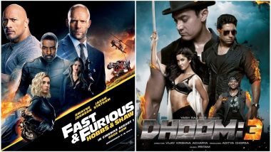Hobbs & Shaw: How Dwayne Johnson and Jason Statham's Fast & Furious Spinoff Pays an Unintentional Tribute to Aamir Khan's Dhoom 3