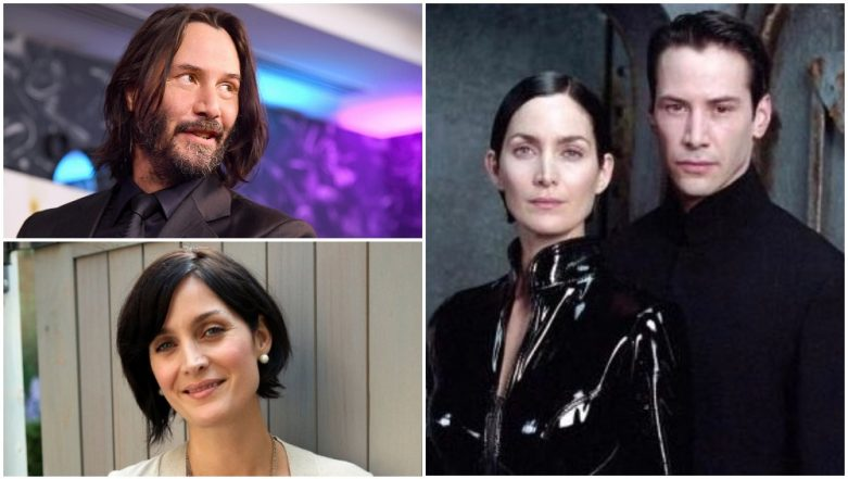 Matrix 4 Is Happening! Keanu Reeves and Carrie-Anne Moss to Reprise Their Roles