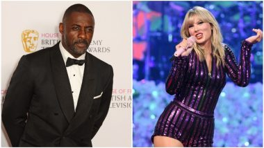 Idris Elba is a Part of Taylor Swift's 'London Boy' Song... Enough Said!