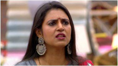 Bigg Boss Tamil 3 Contestant Kasthuri Shankar Gets a Chance