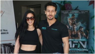 Tiger Shroff's Sister Krishna Confirms He is Single